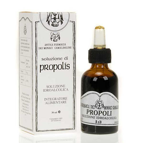 Camaldoli Propolis alcoholic solution 30ml 1