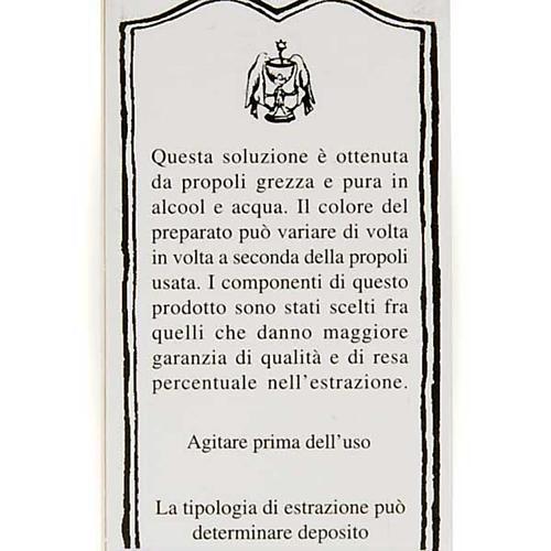 Camaldoli Propolis alcoholic solution 30ml 2