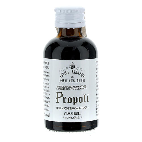 Camaldoli Propolis alcoholic solution 30ml 2