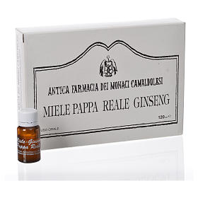 Integratore Fiale miele pappa reale ginseng Camaldoli s1