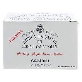 Integratore Fiale miele pappa reale ginseng Camaldoli s1