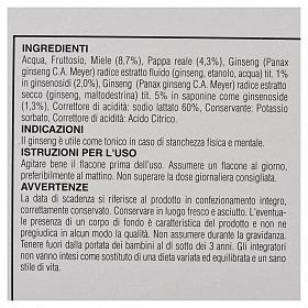 Integrator flakoniki miód mleczko pszczele żeń-szeń Camaldoli s3