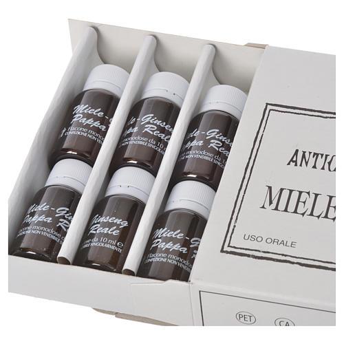 Integrator flakoniki miód mleczko pszczele żeń-szeń Camaldoli 2