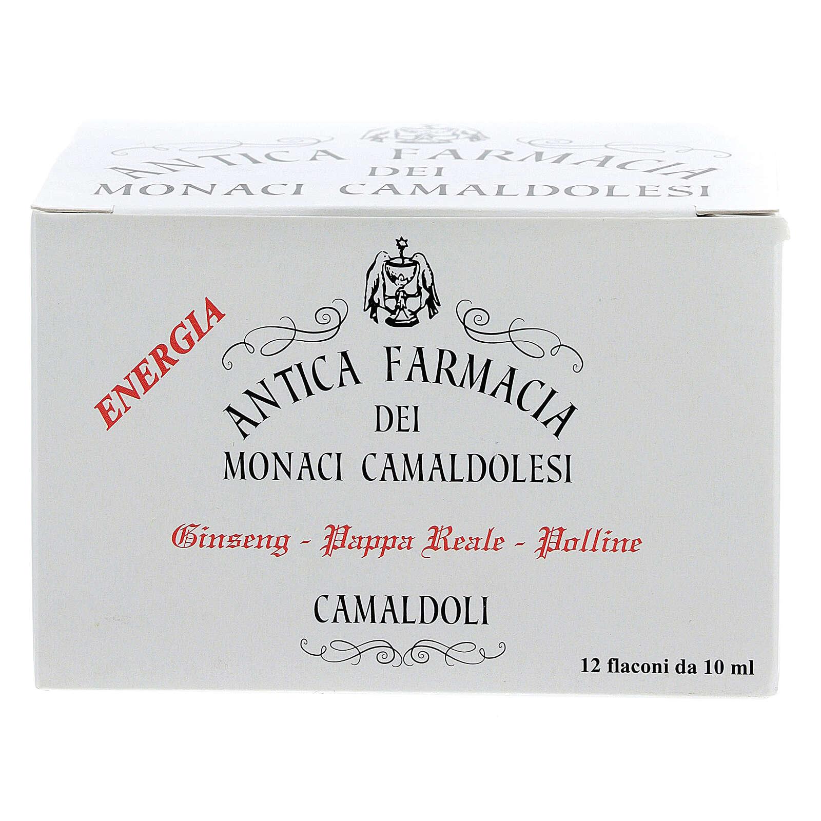 Reinvigorating drink honey, royal jelly, ginseng - Camaldoli 3