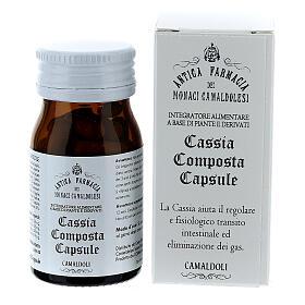 Complément alimentaire Cassia Composta gélules 50 pcs Camaldoli s1