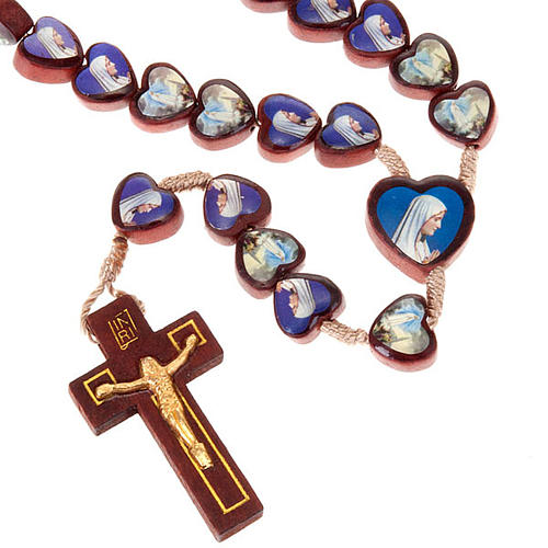 Fatima multi-image rosary 1