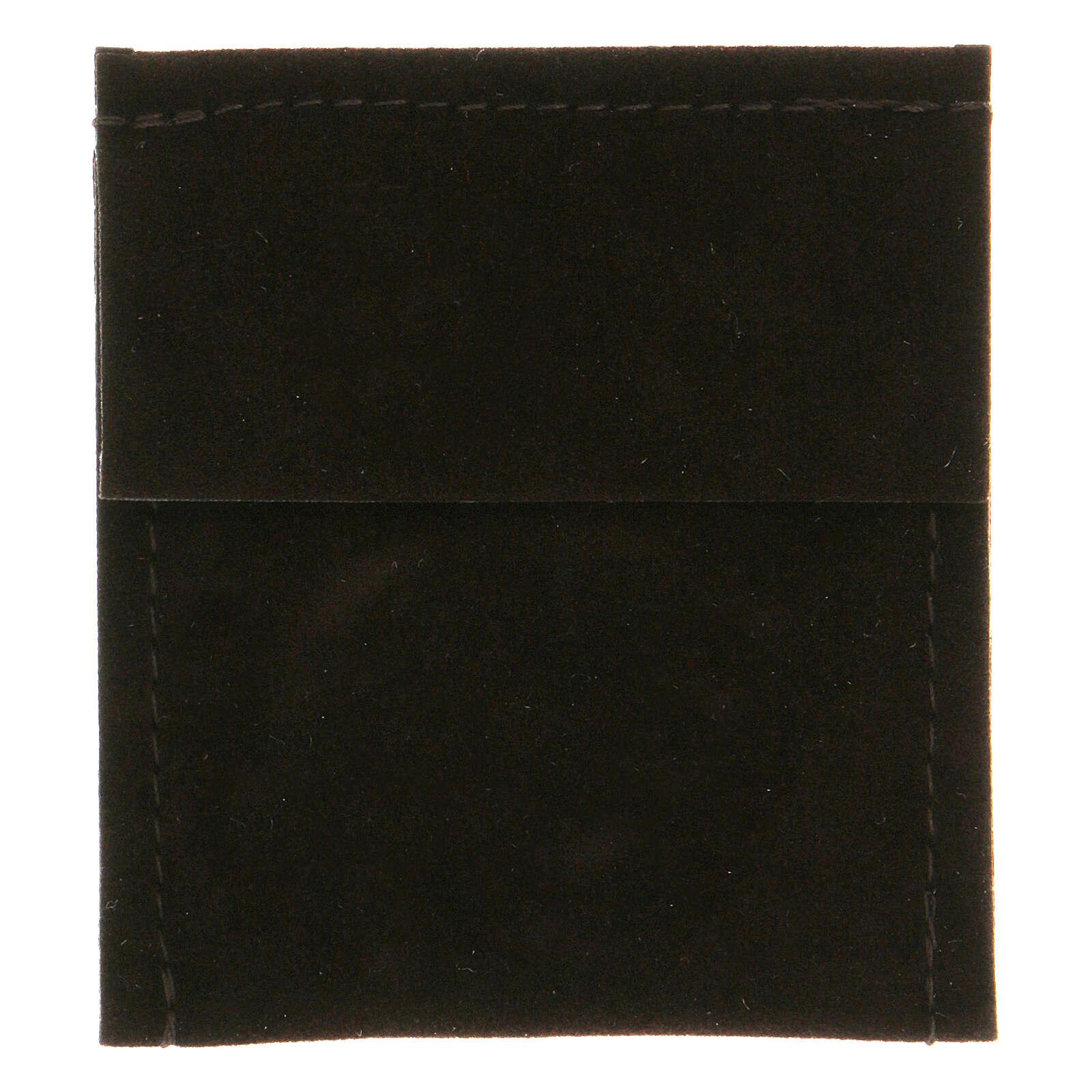 Chapelet pivotant dizainier argent 925 grains agate 4 mm 4