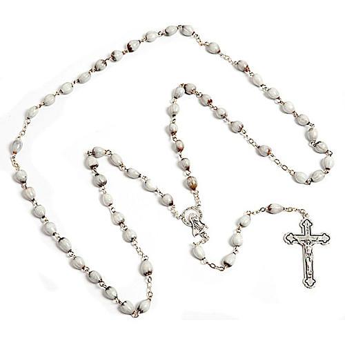 Job's tears rosary 1