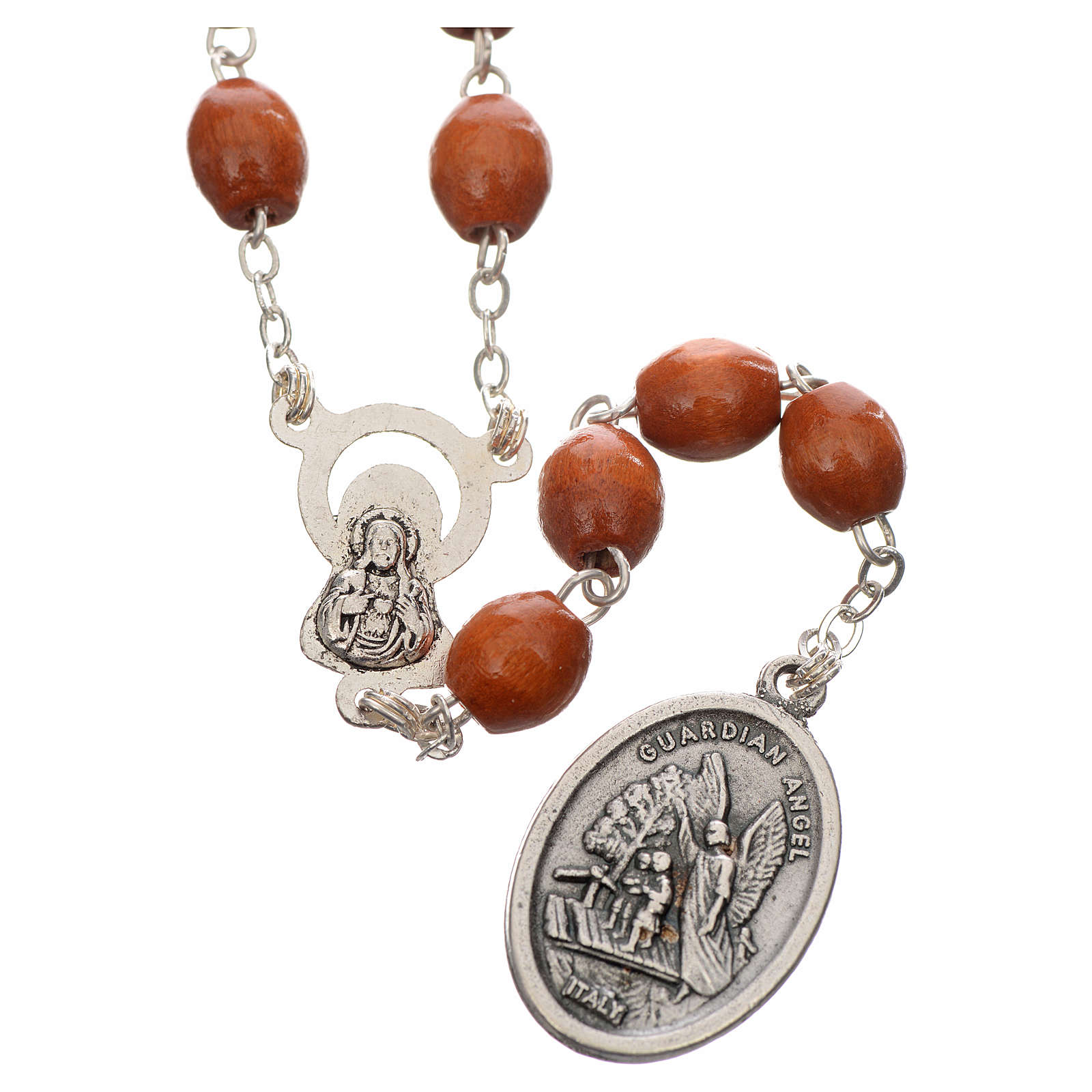 St Michael chaplet, angelic rosary 4