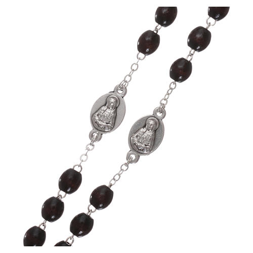 Servite rosary, seven sorrows of Mary 3