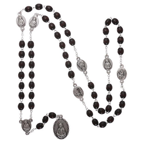 Servite rosary, seven sorrows of Mary 4