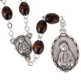 Rosario devozionale Madonna dei Sette Dolori s1