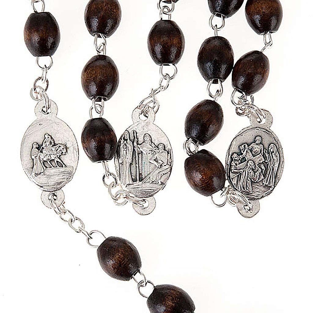 Servite rosary, seven sorrows of Mary 4