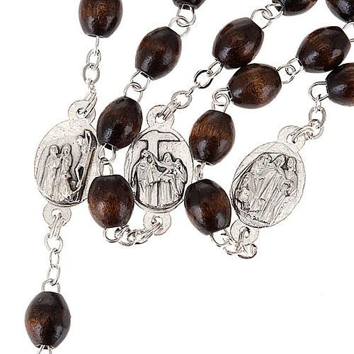 Servite rosary, seven sorrows of Mary 3