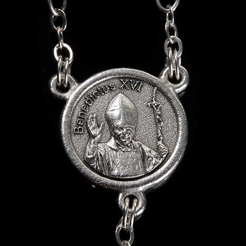 Trisagio Idente similcocco immagine Benedetto XVI 4