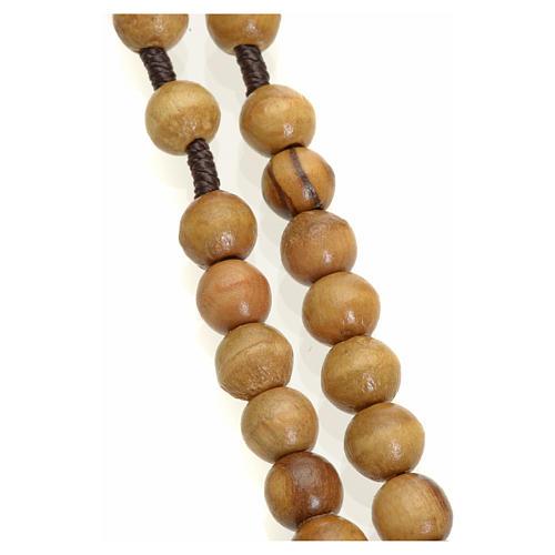Rosario olivo Terrasanta croce e crociera Jerusalem 3