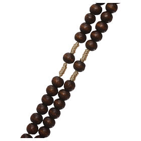 Rosary 6 mm silk setting s3