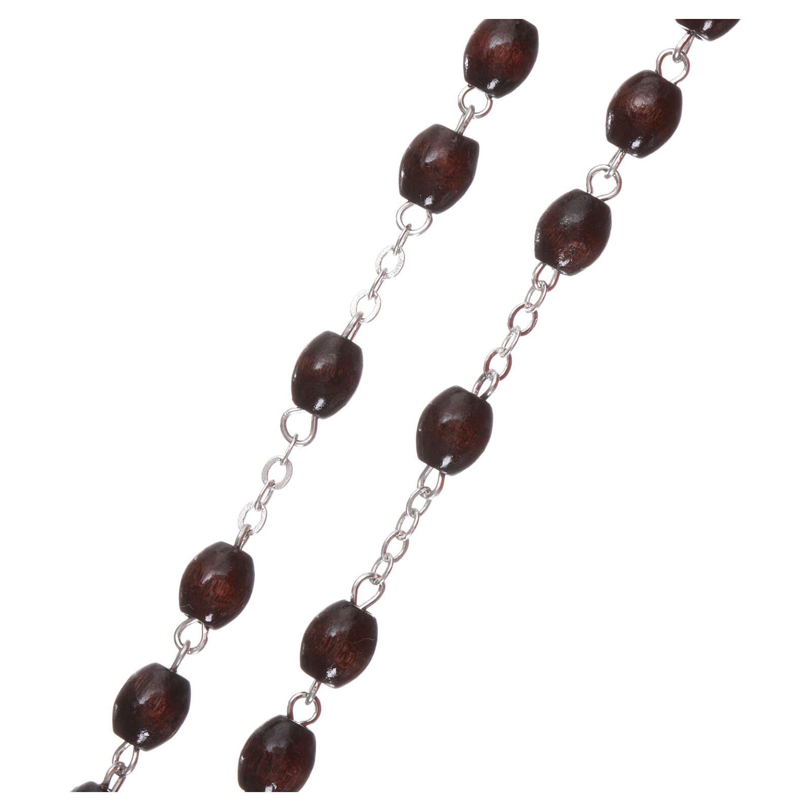 Rosary rosewood 4 mm beads 4
