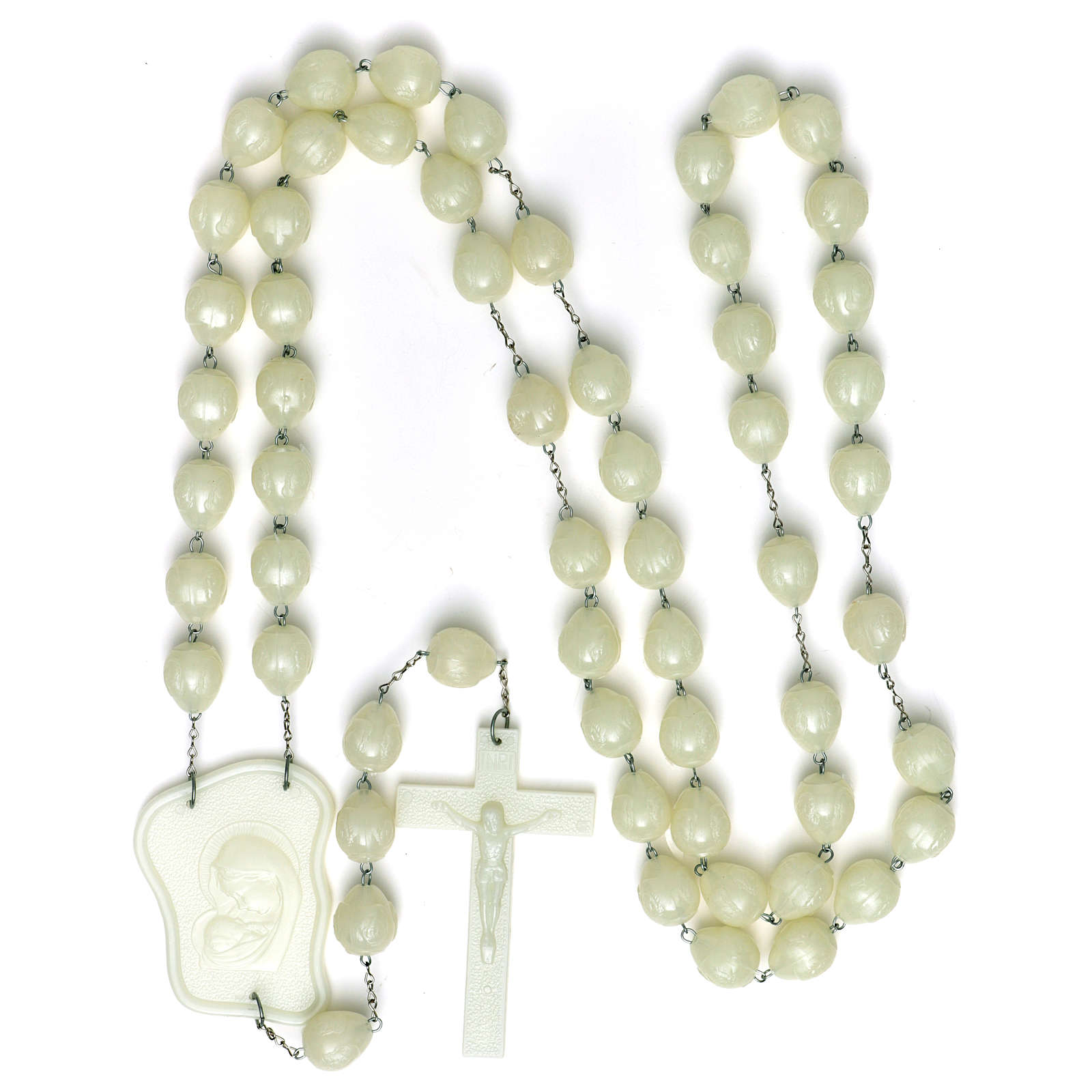 Luminous bedboard rosary 4