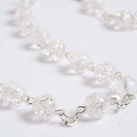 Cracked crystal rosary s8