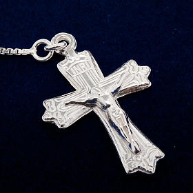 Rosary, 925 silver, sliding beads s3