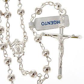 Rosenkranz Silber 925 Perlen 5 Millimeter s1