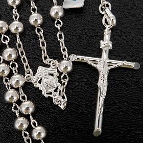 Rosenkranz Silber 925 Perlen 5 Millimeter s3