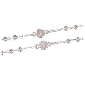 Rosary in 925 silver, Santiago de Compostela s3