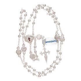 Rosary in 925 silver, Santiago de Compostela s4