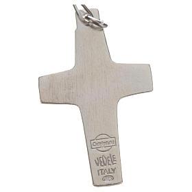 Chapelet en argent 925 Pape François 4mm s4