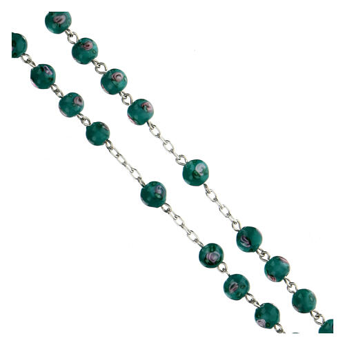 Chapelet argent 925 grains perles