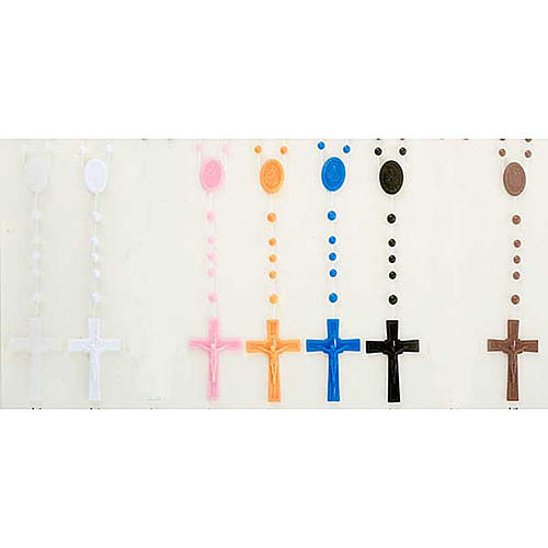 Rosary with personalized image 2