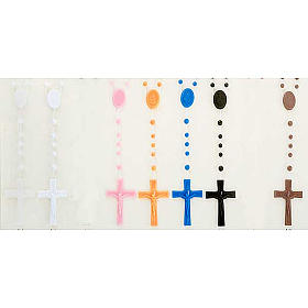 Rosary with personalized image s2