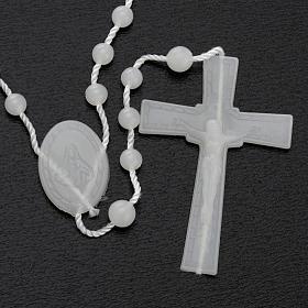 Fluorescent nylon rosary s3