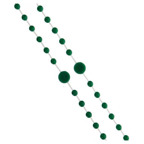 STOCK Rosario S. Benedetto nylon verde 4 mm 3