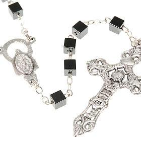 Hematite rosary STOCK s3