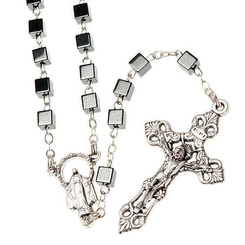Hematite rosary STOCK 1