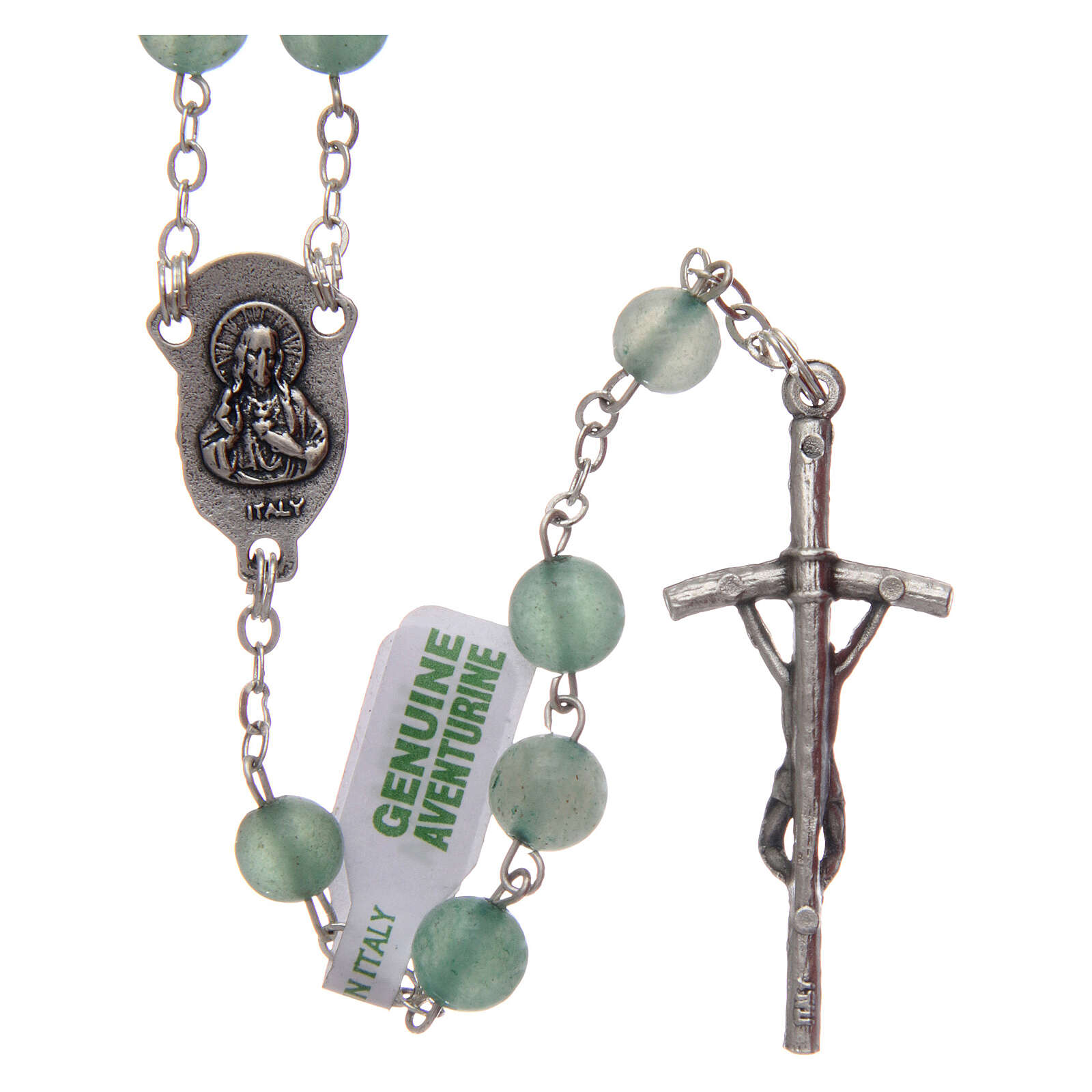 Rosary with aventurine 6 mm 4