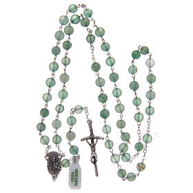 Rosary with aventurine 6 mm s4