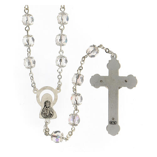 Glass rosary 2