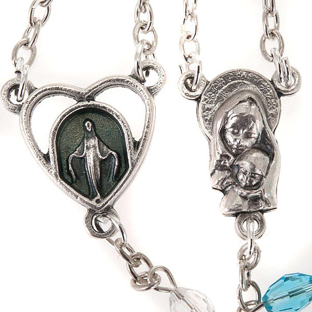 Crystal rosary beads 4