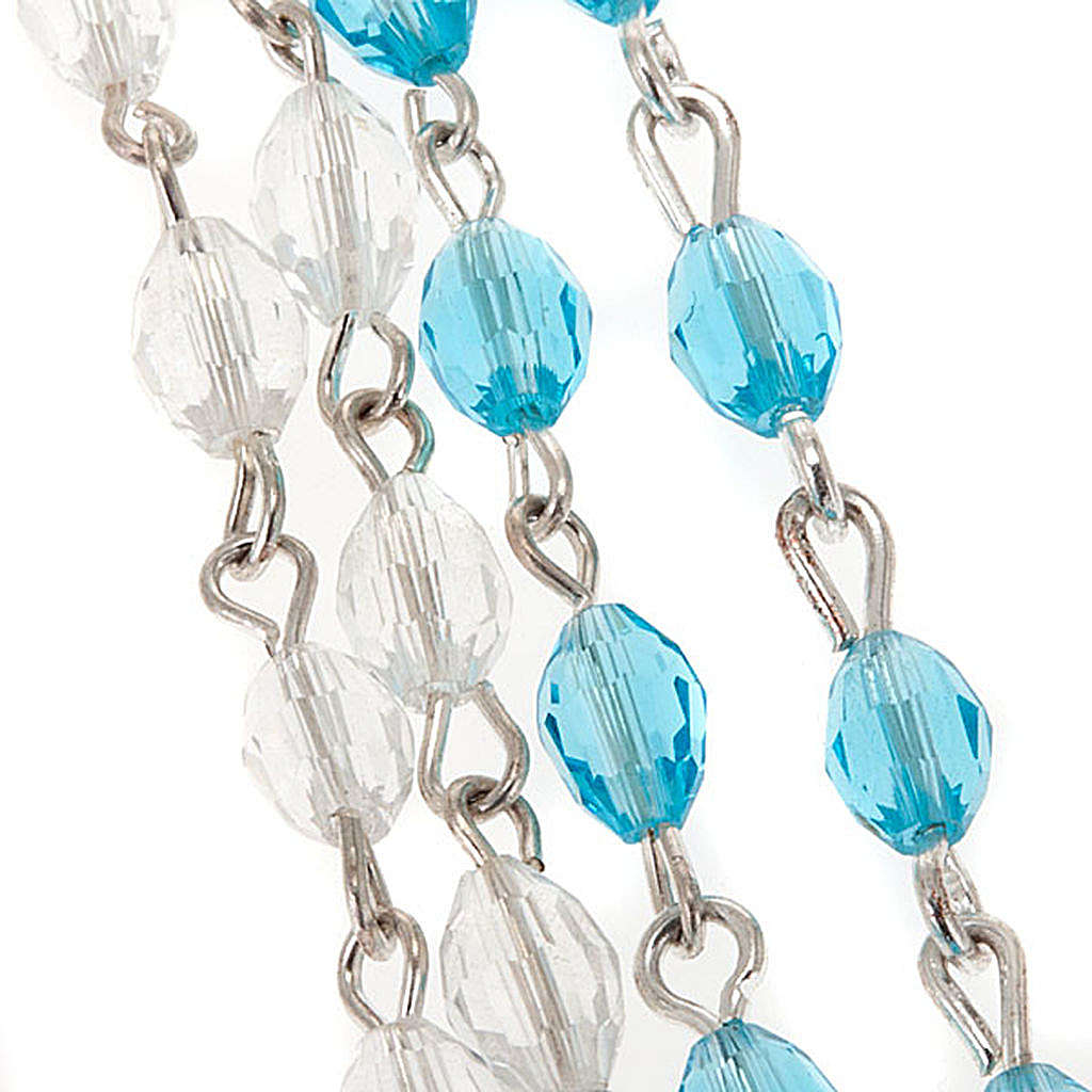 Crystal rosary beads 4