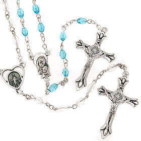 Crystal rosary beads s1