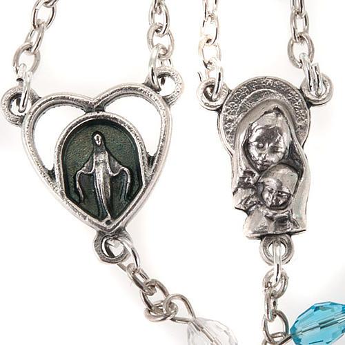 Crystal rosary beads 2