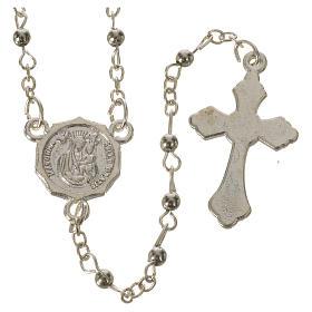 Chapelet Saint Pio grains 3mm s2