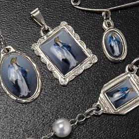 Kit, rosario, decena, medallas de la Virgen de la Milagrosa s2