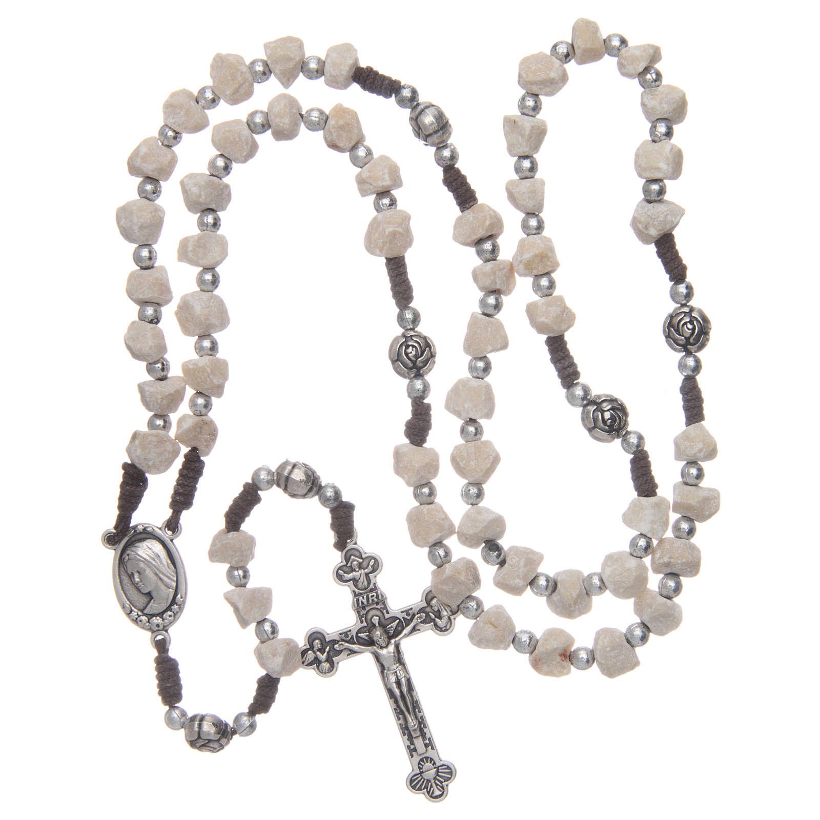 Medjugorje stone rosary  string 4