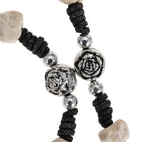 Medjugorje stone rosary  string s2