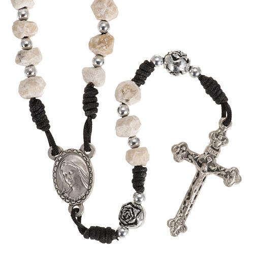 Medjugorje stone rosary  string 1