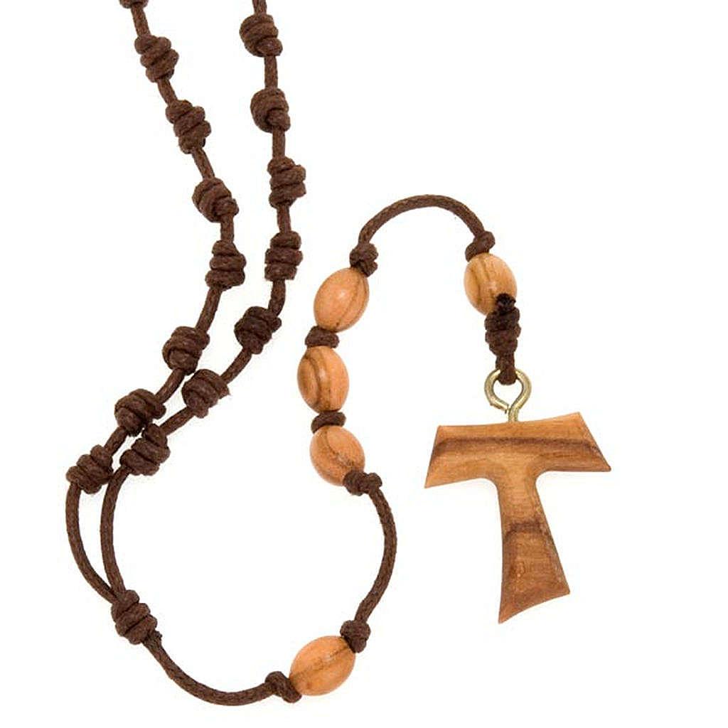 chapelet en corde tau 4